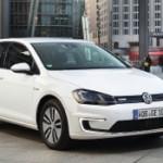 VWの「e-ゴルフ」は2014年の夏に発売