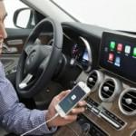 アップルの「iOS in the Car」→「CarPlay」