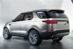 使い倒し系高級SUV、ディスカバリーのコンセプトモデル