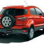 フォード新型エコスポーツ発売開始決定、小さなクロスオーバーただし4WD無し