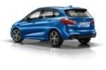 BMW 2シリーズ アクティブツアラーにもM Sportsパッケージ、なんでもM Sports!