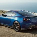 アメリカではスバルBRZの限定車「シリーズ・ブルー」登場