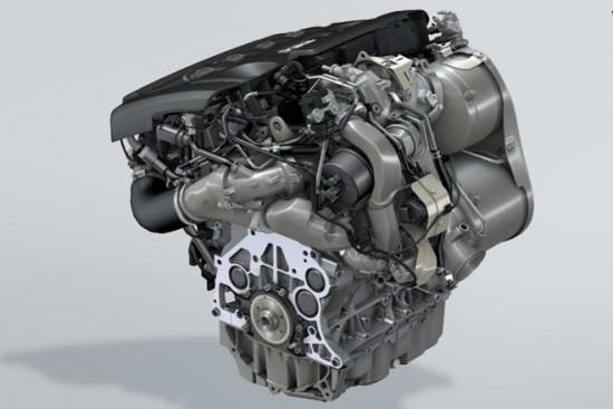 VWの新ディーゼル電動ターボ
