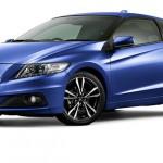 スポーツカーとしては中途半端なホンダCR-Zがモデルチェンジ