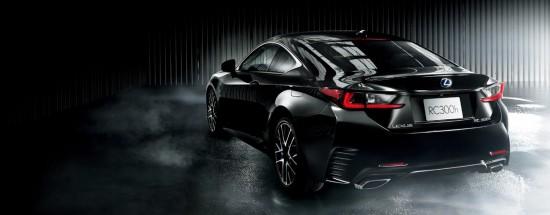 販売好調なレクサスRC、高額なスポーツカーとしては非常に良いスタートダッシュだ、画像はメーカーサイトより拝借