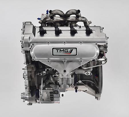 Yaris WRCのエンジン画像3