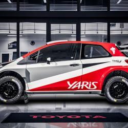 Yaris WRCは2017年から登場、TMGが現在開発中