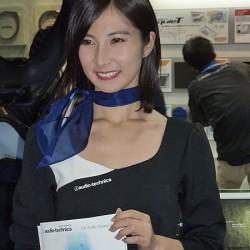オッサン目線による大阪オートメッセ2015報告その1:キャンギャル編