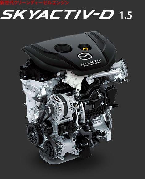 CX-3エンジン