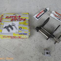 趣味の車弄りに必要な工具を揃える-その4:ブレーキ周りの工具