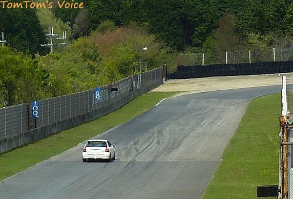 EK9のオッサンによるセントラル4コーナー進入2