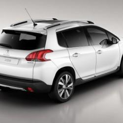 最近何かと熱いクロスオーバー、「Peugeot 2008 Crossover」、ちょっとだけ画像追加