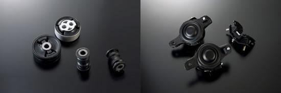 TRD「14R-60」のマウント関係画像