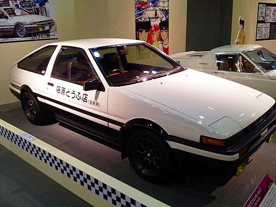 AE86のような小型軽量車が欲しい