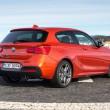 BMW新型M135iリア画像