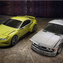 ちょっと懐かしい「BMW 3.0 CSL Hommage Concept」はCFRP製