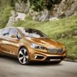 BMW「コンセプト アクティブツアラー アウトドア」のフロント画像