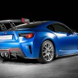 「BRZ STI Performance Concept」リア画像