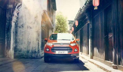 フォード新型「EcoSport」
