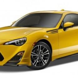 2014年秋デビュー予定のSCION「FR-S RS 1.0」中身はTRD、ただしアメリカ