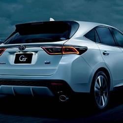 G'sはG'sでもエレガンスなG's、トヨタハリアーに設定2015年1月30日より発売開始