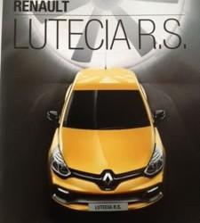 ルノー 新型「ルーテシアRS」は日本でも発売間近、普通のルーテシアの試乗は好印象