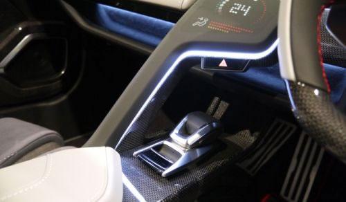 ホンダ「S660」のシフトレバー画像