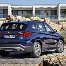 BMWのFF化が進む、新型X1はツアラーと同じFFベース