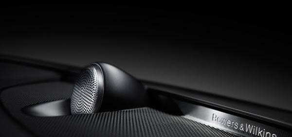 新型XC90のセンタースピーカー