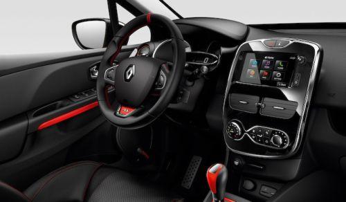 「Clio RS 200 EDC」のインパネ画像