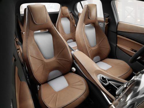 Mercedes-Benz「GLAコンセプト」のシート