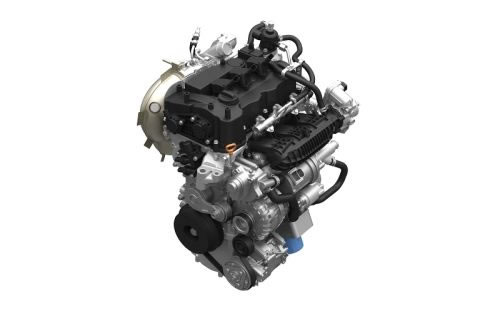 ホンダVTECターボ1.0Lエンジン