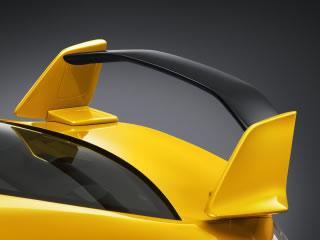 「86 GT Yellow Limited エアロパッケージ」のウィング