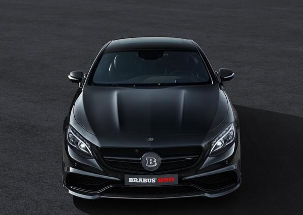 「Brabus 850 6.0 Biturbo Coupe」のフロント画像
