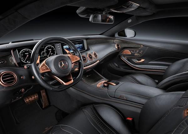 「Brabus 850 6.0 Biturbo Coupe」の内装画像