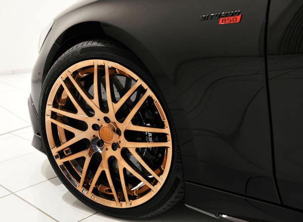 「Brabus 850 6.0 Biturbo Coupe」のホイール画像