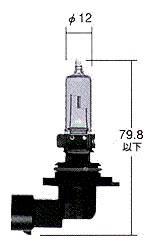 HB3バルブの形状