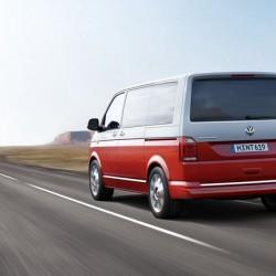 VW新型「Transporter T6」がオマージュ的雰囲気