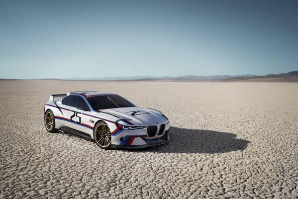 「BMW 3.0 CSL Hommage R」のフロント画像