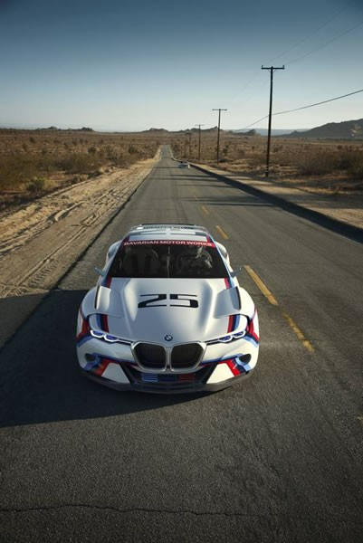 「BMW 3.0 CSL Hommage R」のフロント画像その2