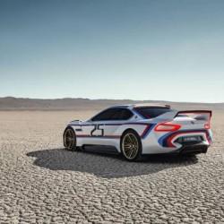 ペブルビーチでIMSAカラーの「BMW 3.0 CSL Hommage R」が登場