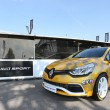 「Clio CUP CAR」のフロント画像