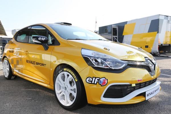 「Clio CUP CAR」のフロント画像その2