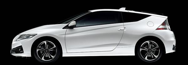 ホンダ新型CR-Zサイド画像
