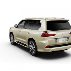 レクサスLXが切り込む国内高級SUVマーケット