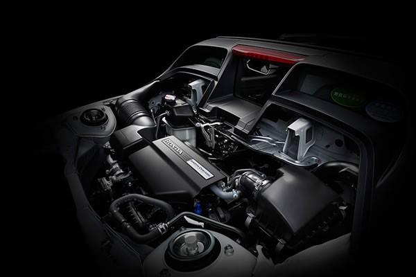S660のエンジン