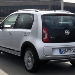 ヨーロッパで発売開始、VW「CROSS UP!」