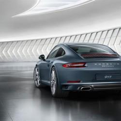 ポルシェ新型911が発表された、やる事が素早い!すでに日本のサイトも入れ替わっている!!