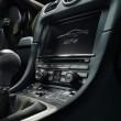 ケイマンGT4のシフトレバー