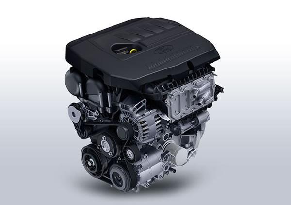 新型フォーカスの1.5Lエコブーストエンジン
